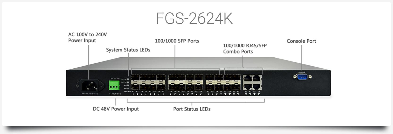 FGS-2624K