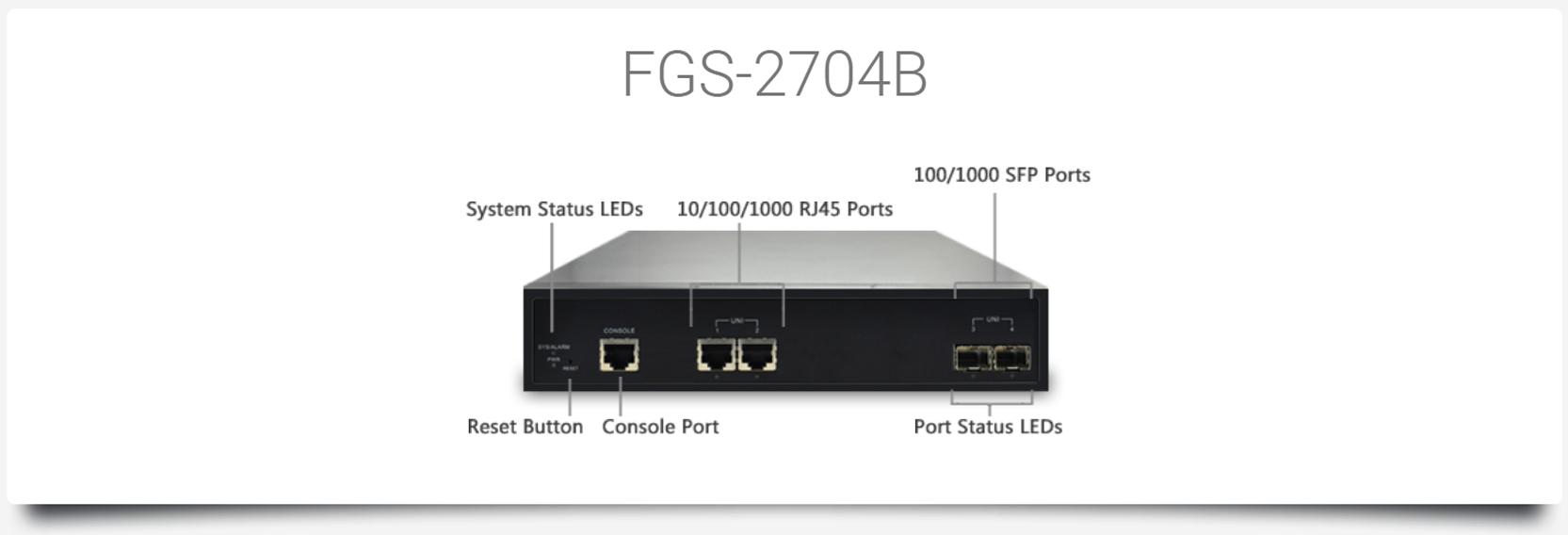 FGS-2704B