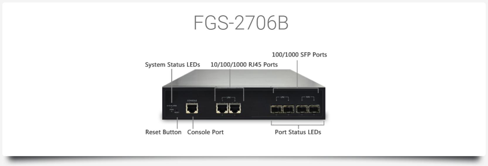 FGS-2706B