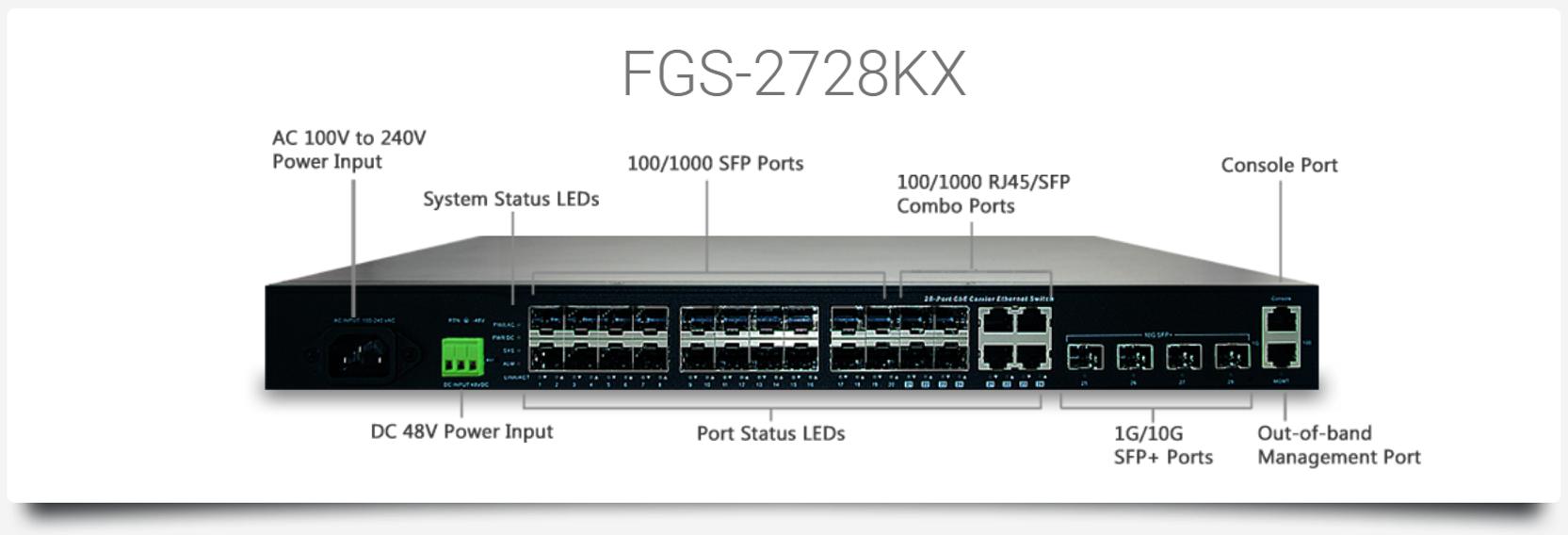FGS-2728KX