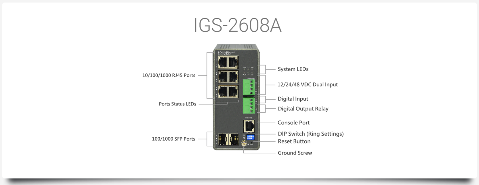 IGS-2608A