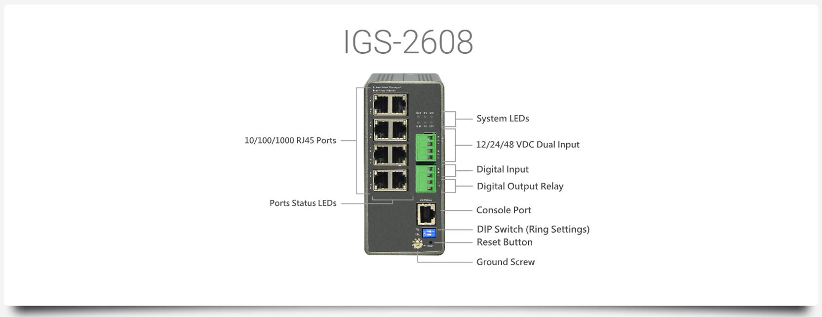 IGS-2608