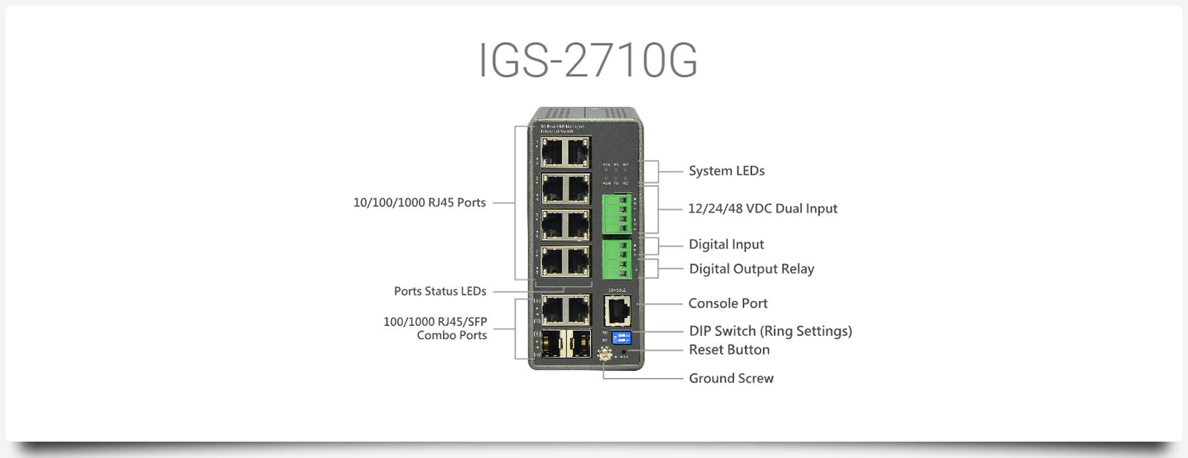 IGS-2710G