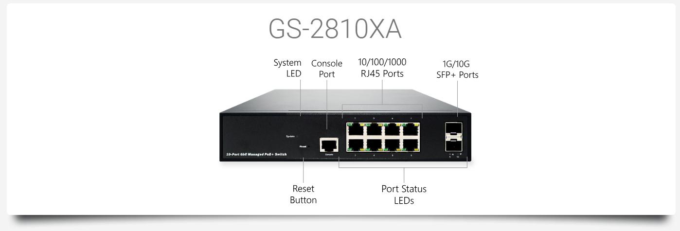 GS-2810XA