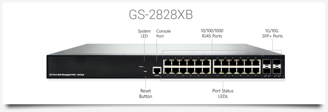 GS-2828XB