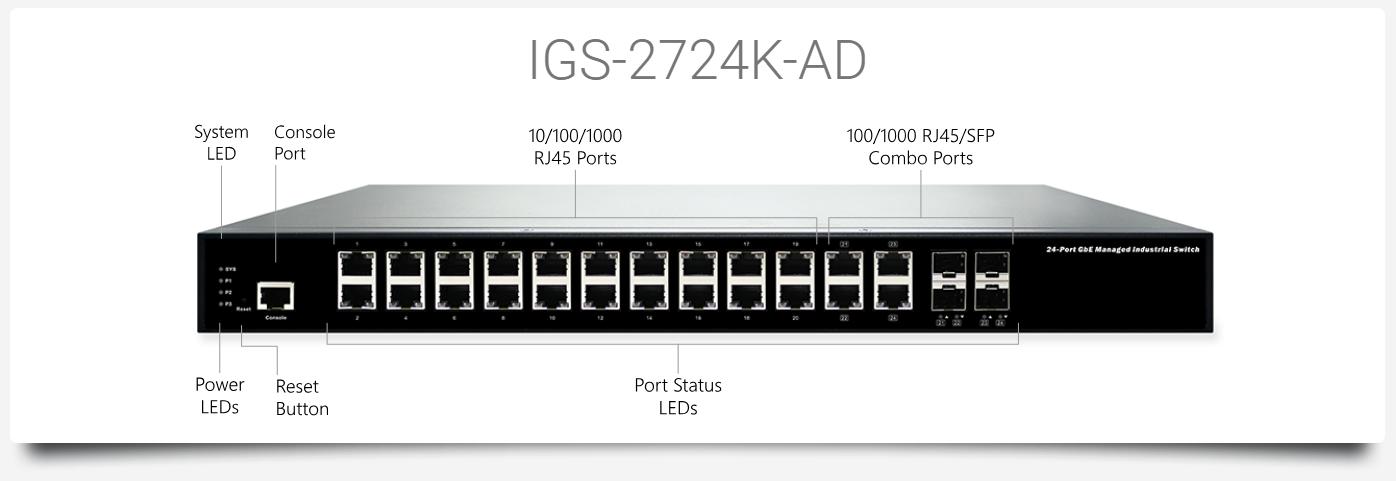 IGS-2724K-AD