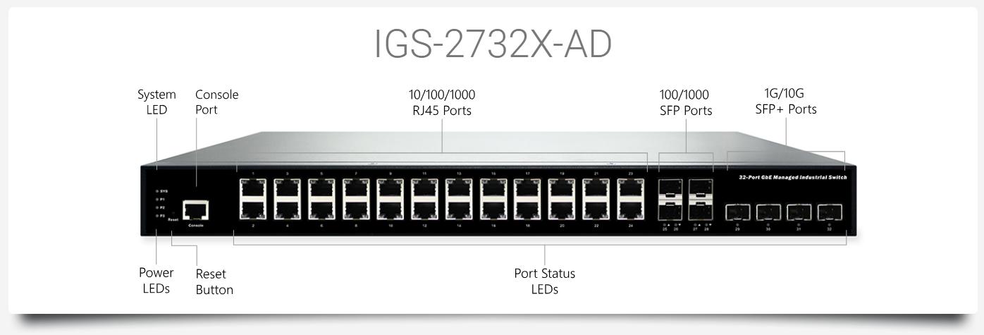 IGS-2732X