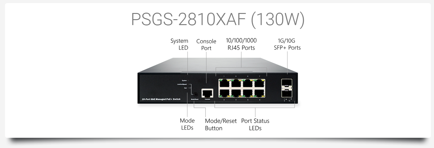 PSGS-2810XAF