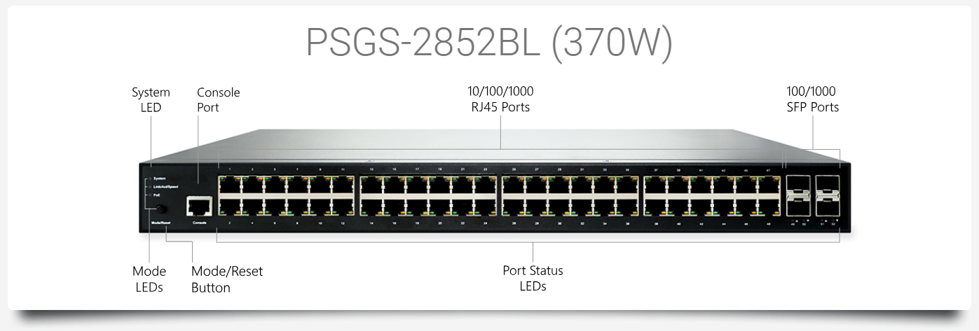 PSGS-2852BL