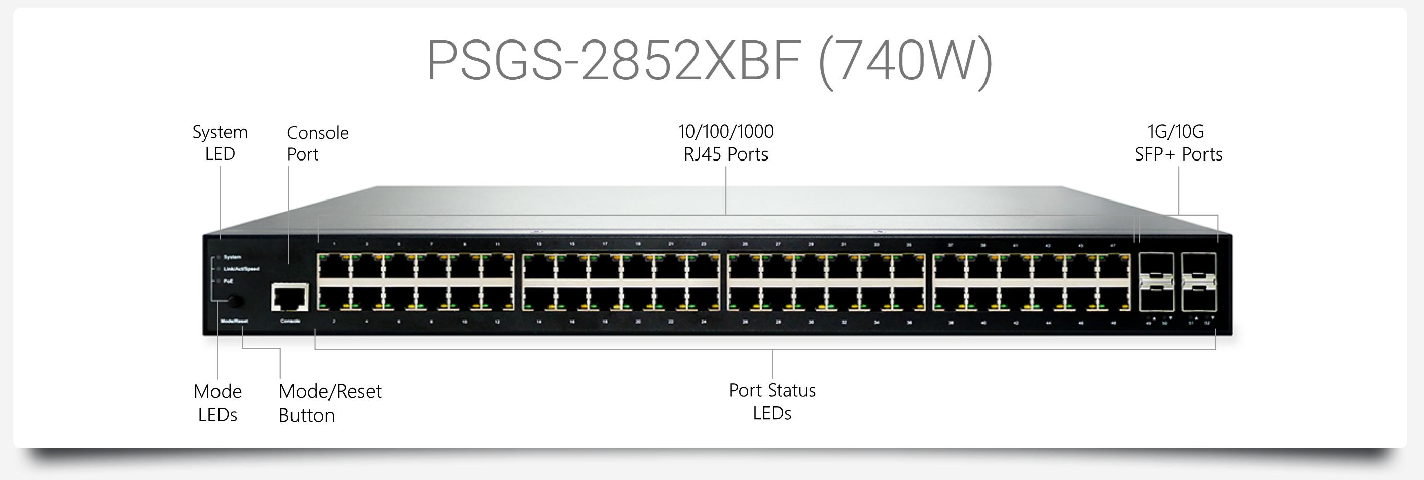 PSGS-2852XBF