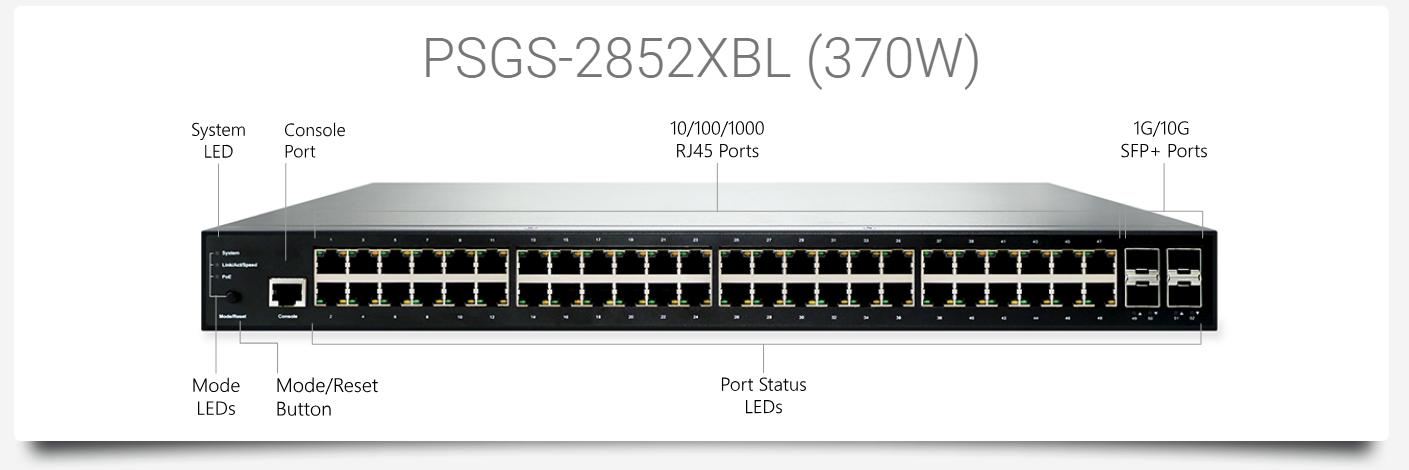 PSGS-2852XBL