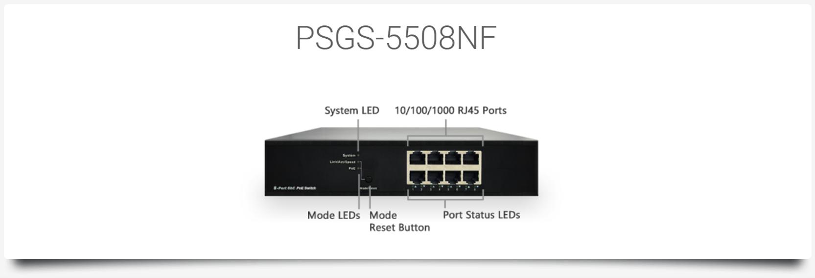 PSGS-5508NF