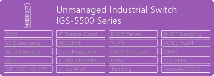 Industrial-4-IGS-5500