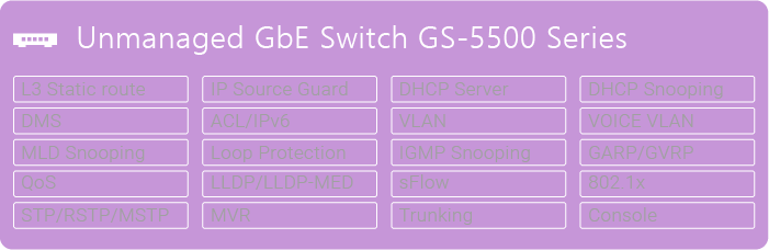 1G-GS-5500-switch