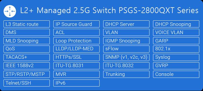 2.5G-PSGS-2800QXT