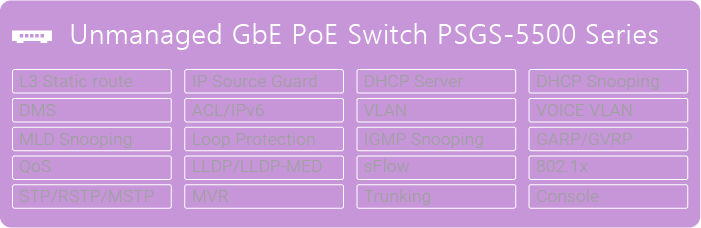 PoE-PSGS-5500-switch